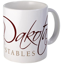 Dakota Stables Mug