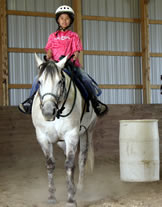summer horse camp at Dakota Stables